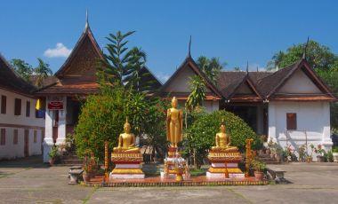 Templul cel Nou din Luang Prabang