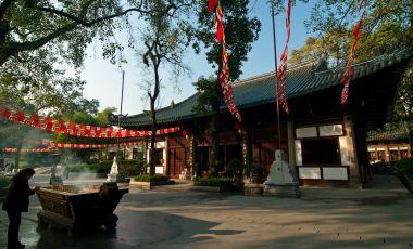 Templul celor Cinci Nemuritori din Guangzhou