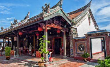 Templul Cheng Hoon Teng din Malacca