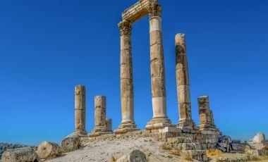 Templul lui Hercule din Amman