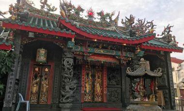 Templul Hong San din Kuching