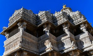 Templul Jagdish din Udaipur