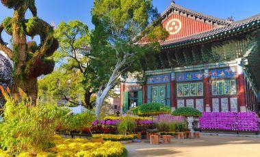 Templul Jogyesa din Seul