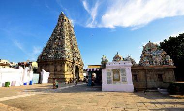 Templul Kapaleeshwarar din Chennai