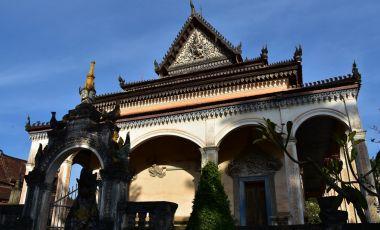Templul Wat Bo din Siem Reap
