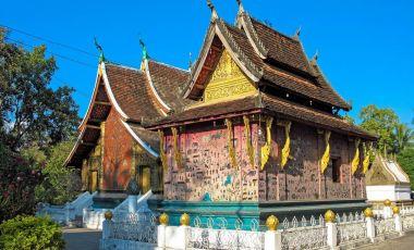 Templul Xieng Muan din Luang Prabang
