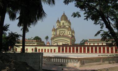 Templul Zeitei Kali din Calcutta