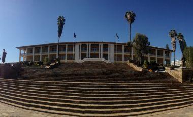 Palatul Tintenpalast din Windhoek