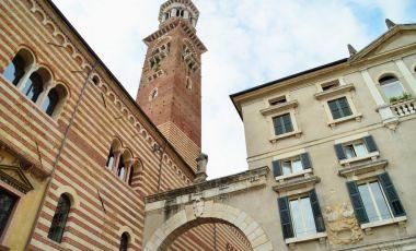 Turnul Lamberti din Verona