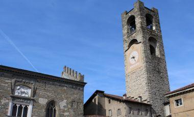 Turnul Campanone din Bergamo