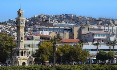 Turnul cu Ceas  din Izmir