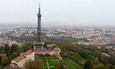 Turnul Metalic din Lyon