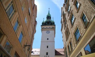 Turnul Primariei din Brno