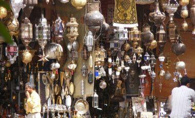 Vechiul Bazar din Medina