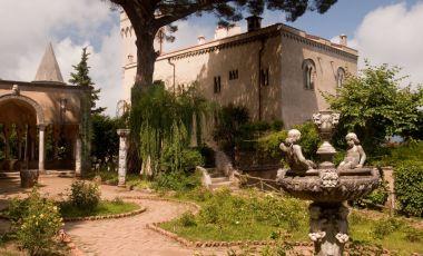 Vila Cimbrone din Amalfi