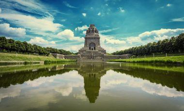 Memorialul Bataliei Natiunilor din Leipzig