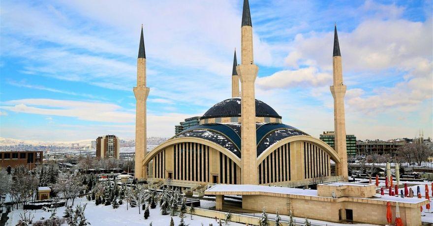 Ghid turistic Ankara
