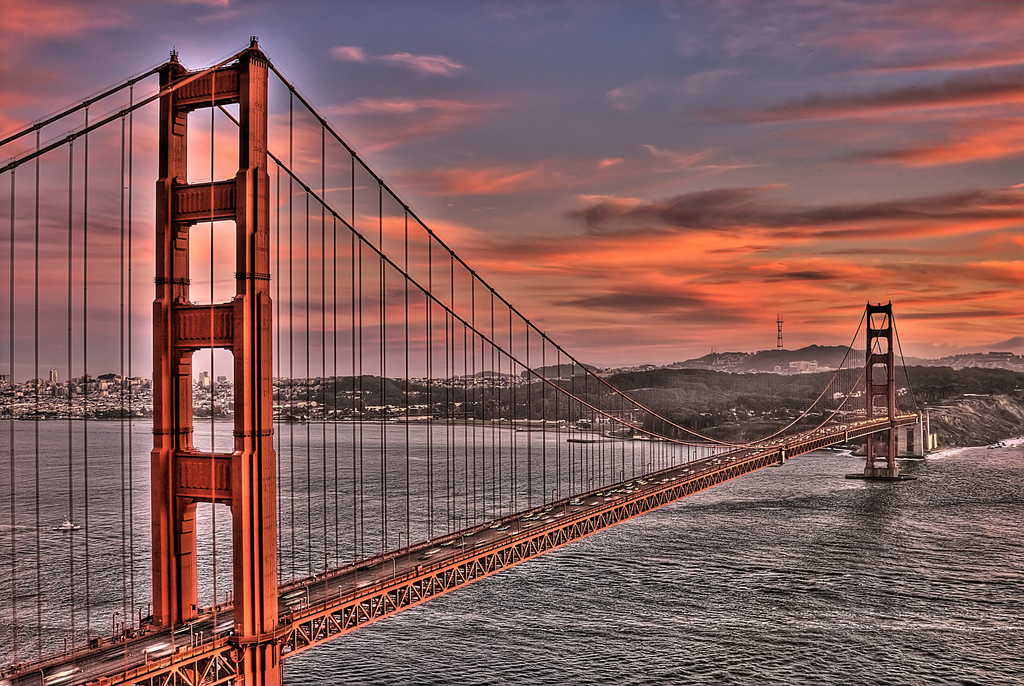 Podul Golden Gate din San Francisco