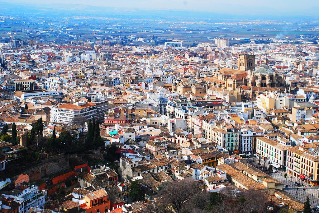 Granada - Andaluzia