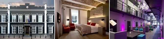 Hotelul Inchisoare Het Arresthuis din Olanda