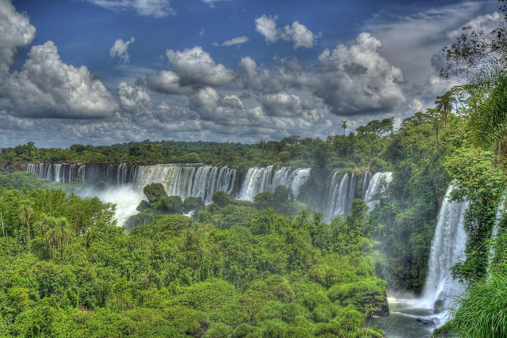 Poza Cascada Iguazu
