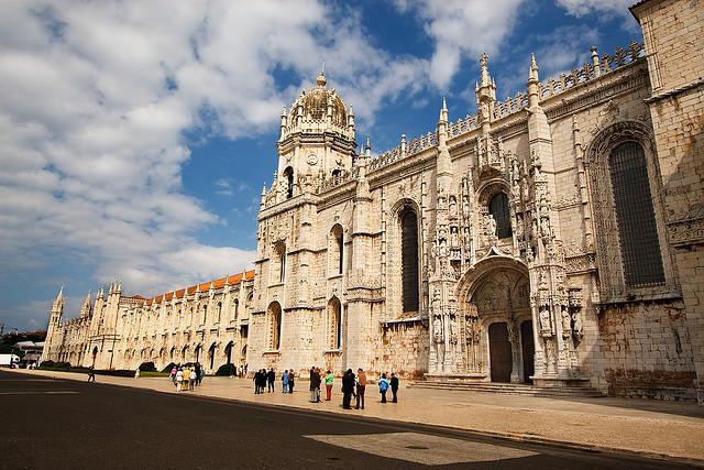 Manastirea San Geronimo din Lisabona