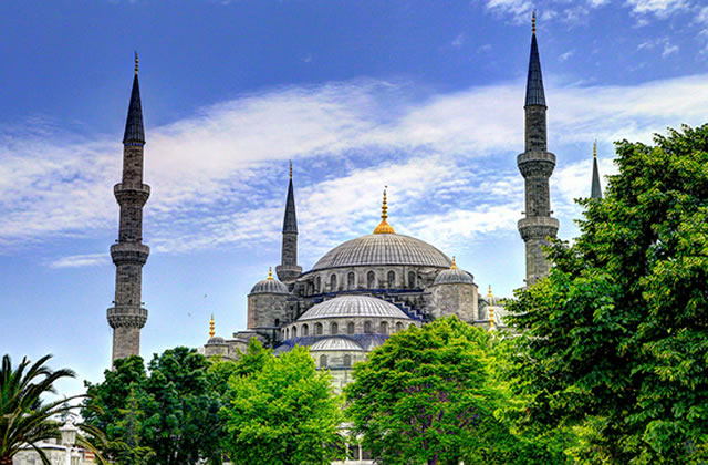 Moscheea Albastra, Istanbul