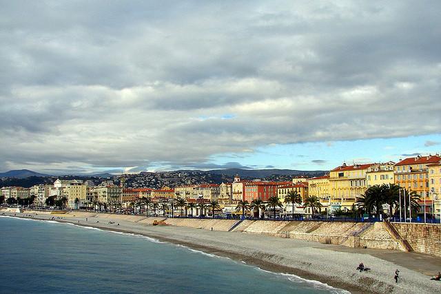 Promenade des Anglais, Nisa
