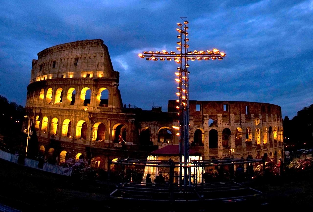 Obiceiuri de Paste la Roma