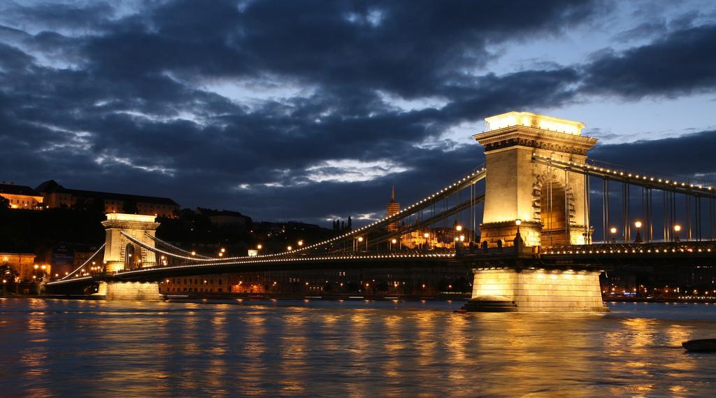 Podul cu Lanturi din Budapesta