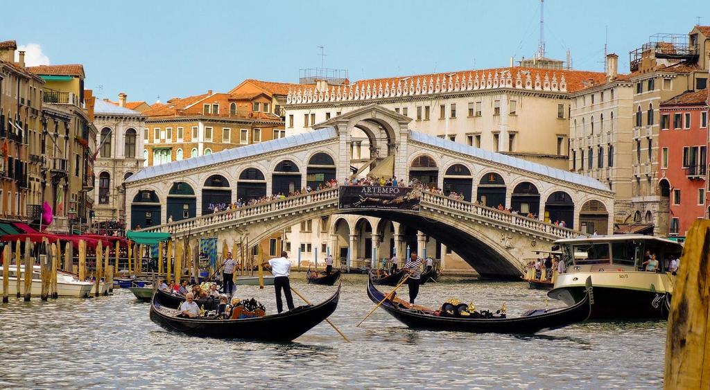 Ponte di Rialto Venetia