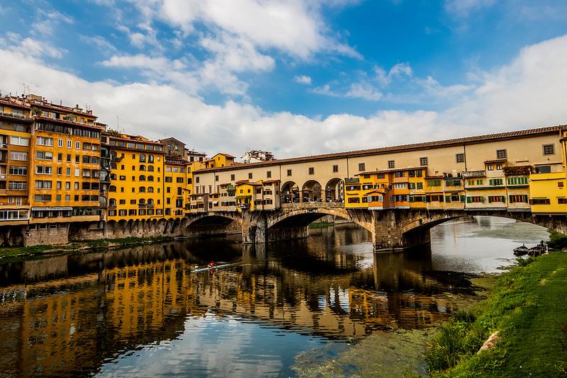 Ponte Vecchio din Florenta