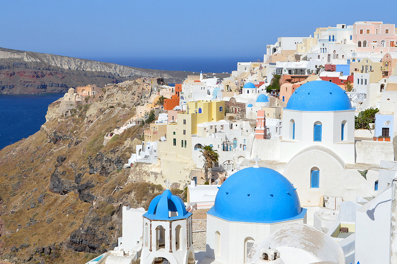 Poza Insula Santorini