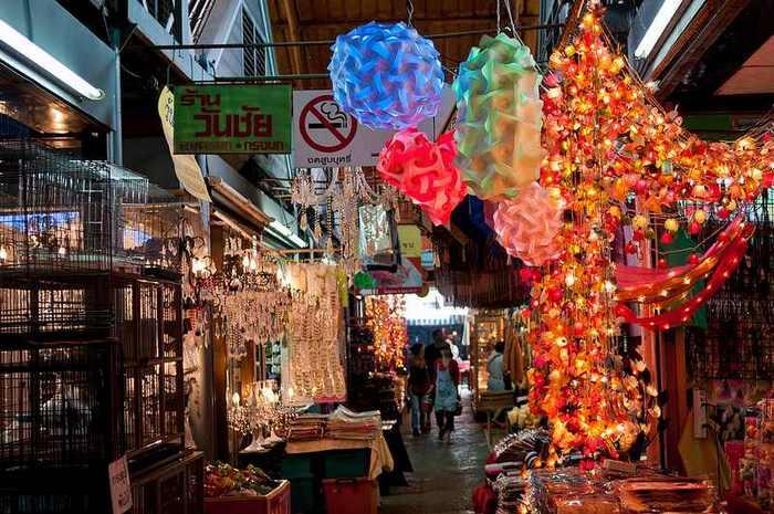 Shopping la Bangkok