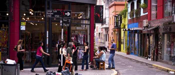 Shopping la Buenos Aires