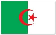 Steagul statului Algeria