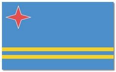 Steagul statului Aruba
