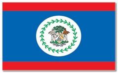 Steagul statului Belize