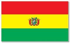 Steagul statului Bolivia