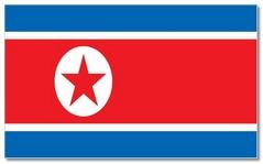 Steagul statului Coreea de Nord