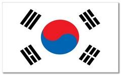 Steagul statului Coreea de Sud