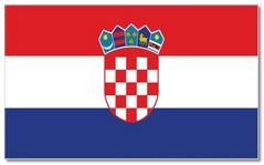 Steagul statului Croatia