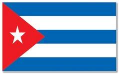 Steagul statului Cuba