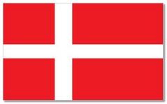 Steagul statului Danemarca
