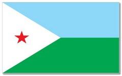 Steagul statului Djibouti