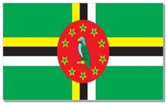 Steagul statului Dominica
