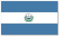 Steagul statului El Salvador