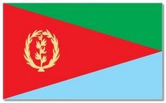 Steagul statului Eritreea
