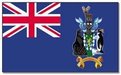 Steagul statului Georgia de Sud