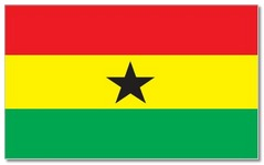 Steagul statului Ghana